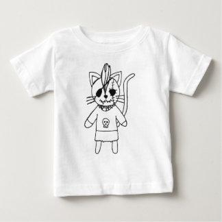Rocker kitty t shirt