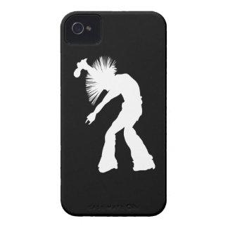 Rocker Silhouette iPhone 4 Case