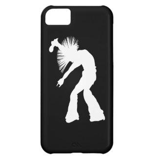 Rocker Silhouette iPhone 5C Cases