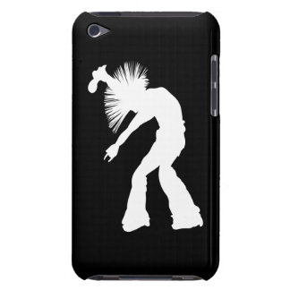 Rocker Silhouette iPod Touch Covers