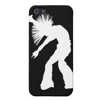 Rocker Silhouette iPhone 5 Covers
