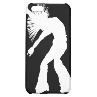 Rocker Silhouette iPhone 5C Cases