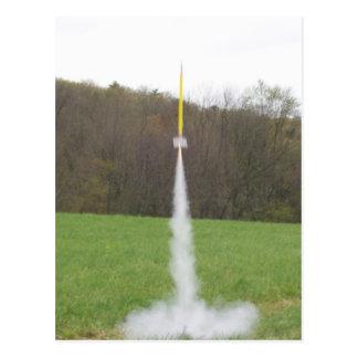 Rocket 1 Postcard