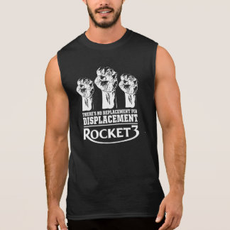 Rocket 3 sleeveless shirt