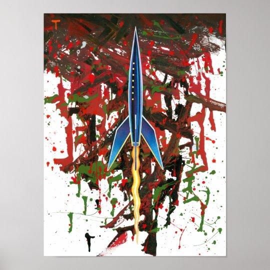 Rocket #83 poster