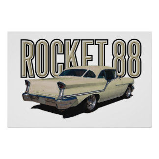 Rocket 88 poster