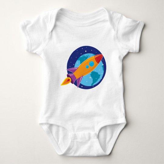 Rocket Baby Bodysuit