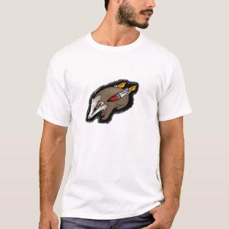 Rocket Badger T-Shirt