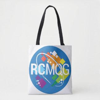 Rocket City Modern Quilt Guild Logo Tote Bag