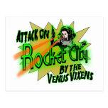Rocket City Post Card