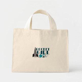 Rocket Girl Mini Tote Bag