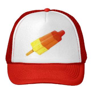 rocket ice cap