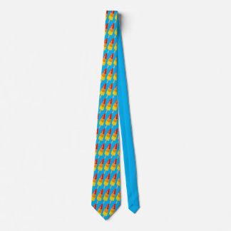 Rocket Ice Lolly Tie