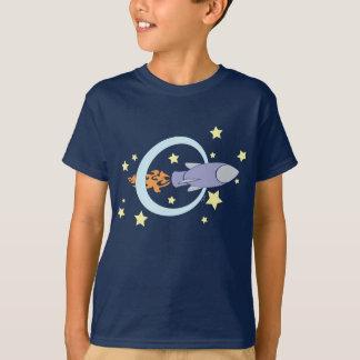 Rocket Kids Retro Space T-Shirt