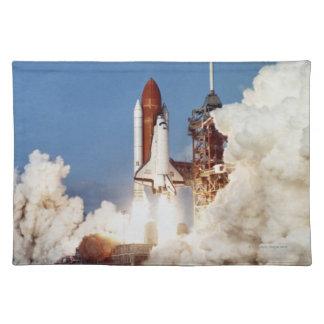 Rocket Launch 2 Placemat