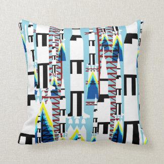 Rocket launch cushion