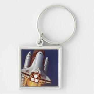 Rocket Launch Key Ring
