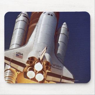 Rocket Launch Mouse Mat
