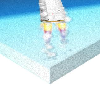 Rocket Launcher Canvas Print
