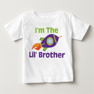 Rocket Lil Bro Baby T-Shirt