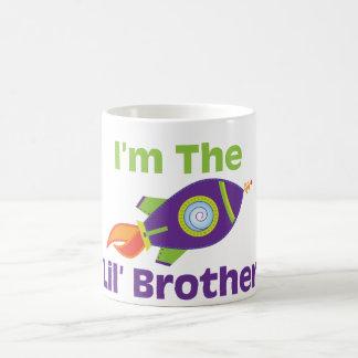 Rocket Lil Bro Mugs