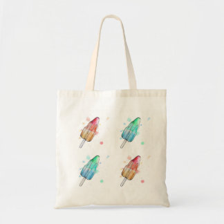 Rocket Lolly Tote Bag