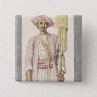Rocket Man of Tipoo Sultan (1750-99), c.1793-4 (w/ 15 Cm Square Badge