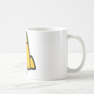 Rocket Power – Regina Basic White Mug