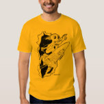 Rocket Powered Skateboard T-shirt