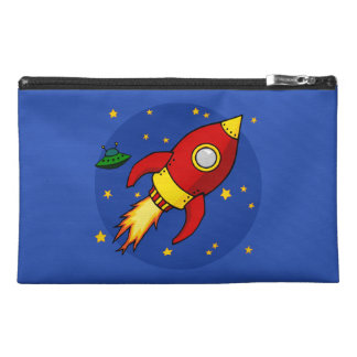 Rocket red Accessory Bag