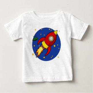 Rocket red Baby Fine Jersey T-Shirt