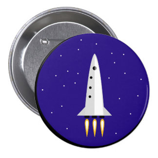 Rocket Science 7.5 Cm Round Badge
