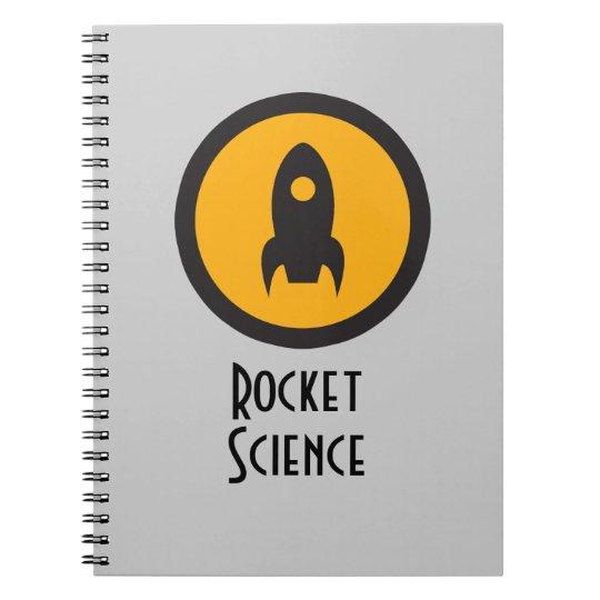 Rocket Science Notebook