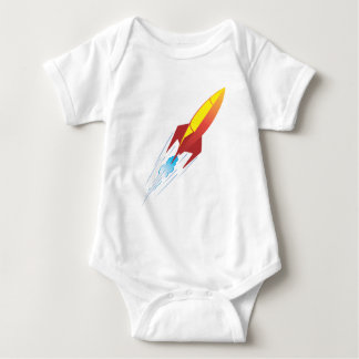 Rocket Ship Shirt
