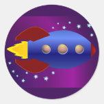 Rocket Ship to the Stars