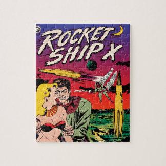 Rocket Ship X Puzzles