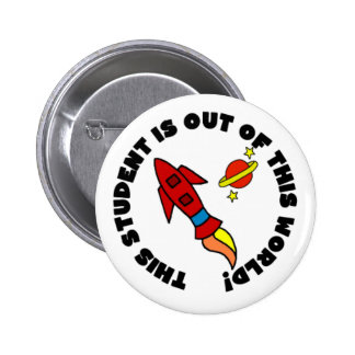 Rocket Student Pin