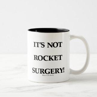 Rocket Surgery Mugs