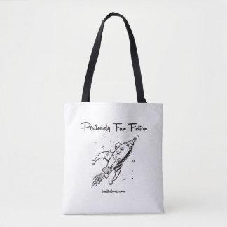 Rocket to Perilous Fun Tote Bag