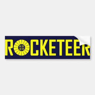 Rocketeer sticker