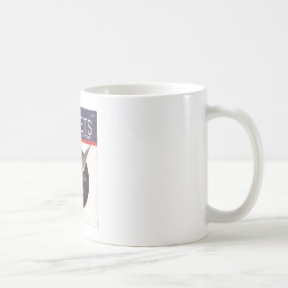 Rockets and How They Work_Pulp Art Basic White Mug