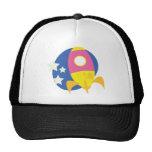 Rockets Mesh Hats