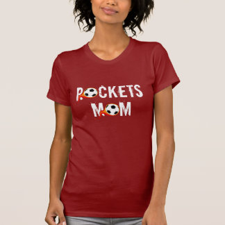 Rockets Mom T-Shirt