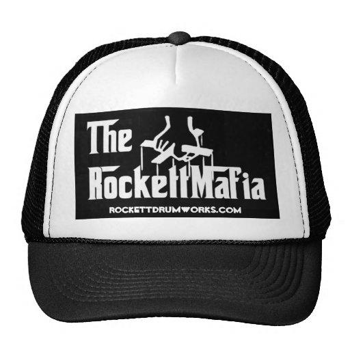 rockettMafia, rockettdrumworks.com Mesh Hat