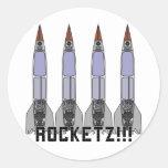 Rocketz3 Stickers