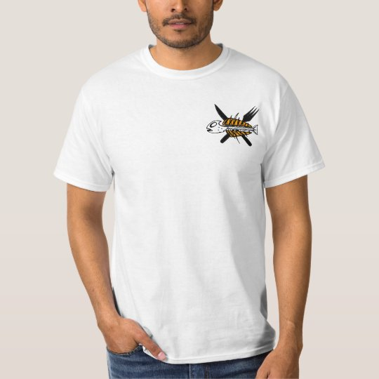 Rockfish fishing t-shirt, Recompress Or Eat It T-Shirt