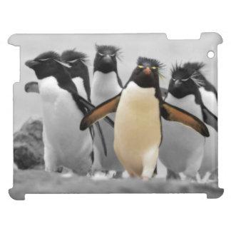 Rockhopper Penguins iPad Case
