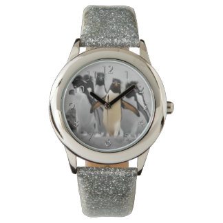 Rockhopper Penguins Watch