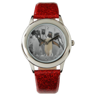 Rockhopper Penguins Wrist Watches
