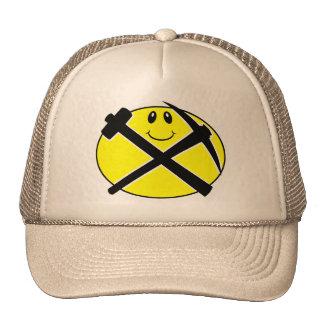 Rockhound Smiling Face Hat